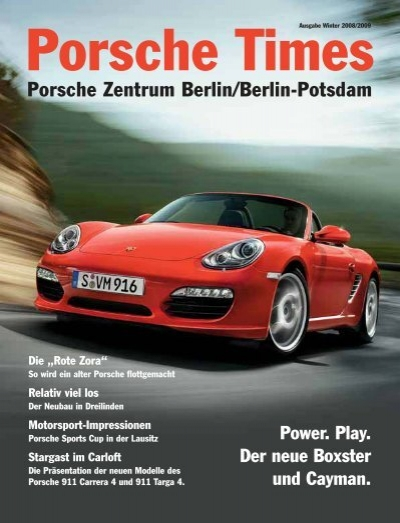 porsche zentrum berlin berlin potsdam. Black Bedroom Furniture Sets. Home Design Ideas