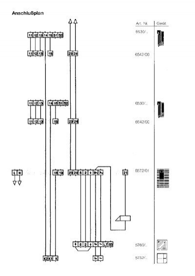 schaltplan 6572 ritto. Black Bedroom Furniture Sets. Home Design Ideas