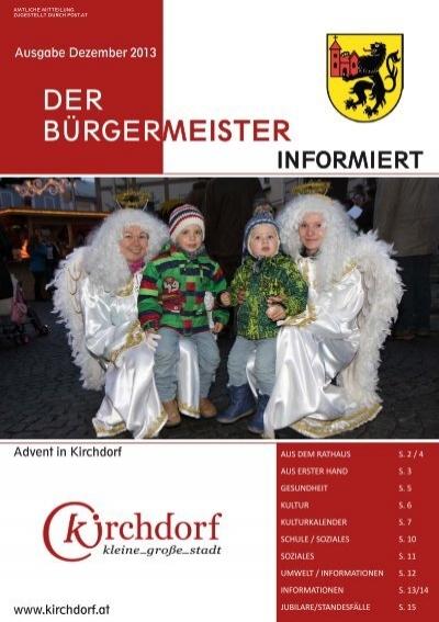 Singles Kirchdorf An Der Krems, Kontaktanzeigen aus