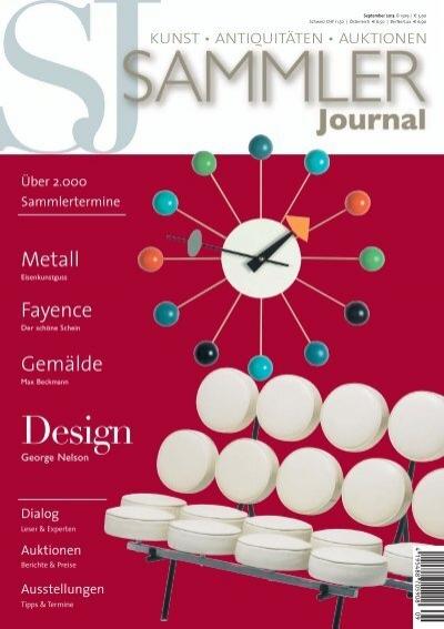 Sammler Journal Design (Vorschau)