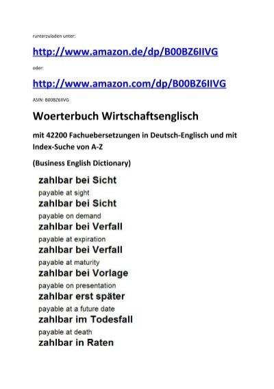 vokabeln englisch deutsch pdf download