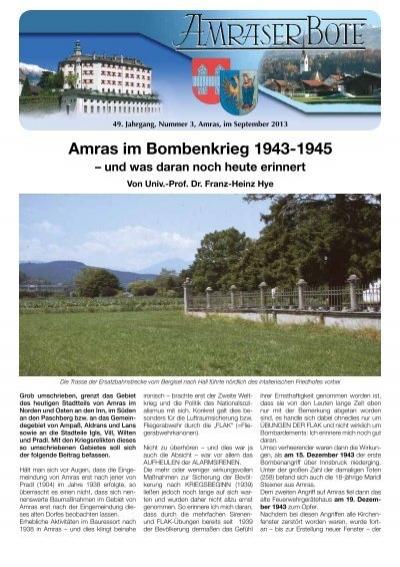 Familienfest zum Kennenlernen in Amras - Innsbruck