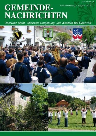 Treffen Frauen Oberwlz, private kontakte Schrems