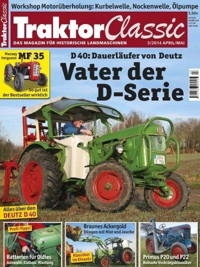Anzeige Fernthermometer für Deutz D15 D25 D30 D40 D50 Traktor Schlepper 5