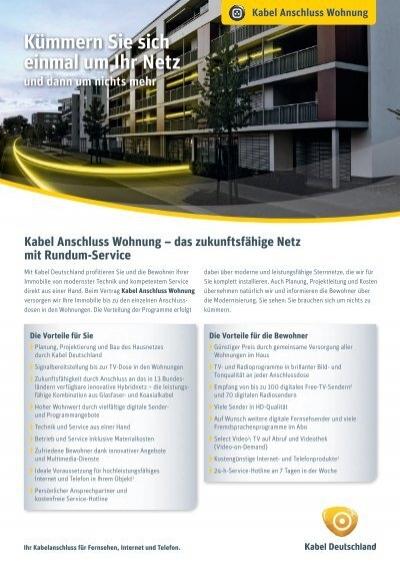 PDF Download - Kabel Deutschland