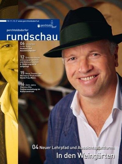 Perchtoldsdorfer Rundschau 08-09.2018 - Marktgemeinde