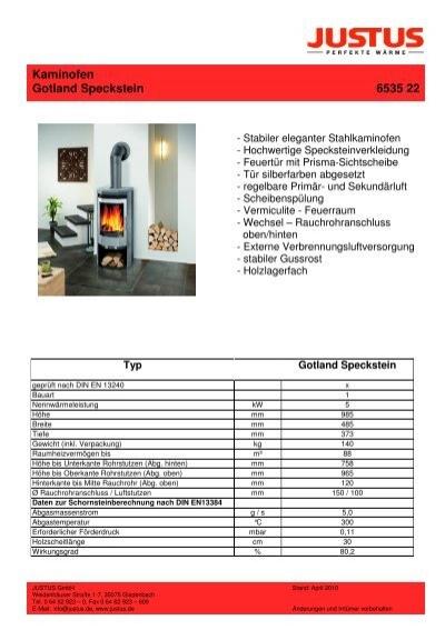 kaminofen gotland speckstein 6535 22. Black Bedroom Furniture Sets. Home Design Ideas