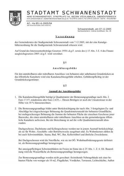 Stadtamt Schwanenstadt