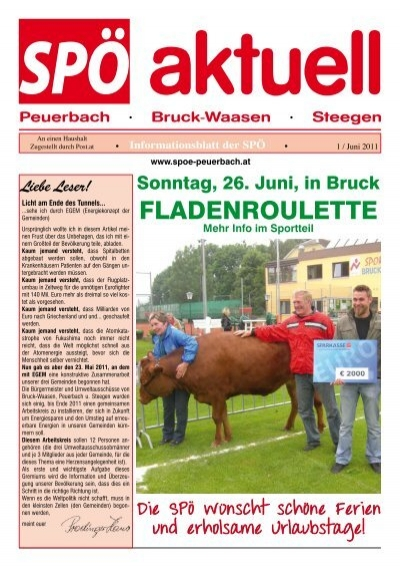 Bruck-waasen partnersuche - Siegendorf single event