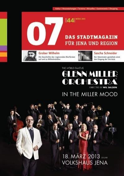 In The Miller Mood 18 Ma Rz 2013 Volkshaus Jena 07 Das