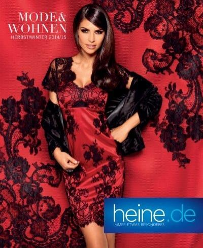 Heine Herbst/Winter Katalog 2013/ 2014