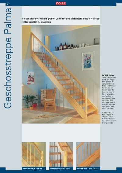 6 geschosstreppe palma ei. Black Bedroom Furniture Sets. Home Design Ideas