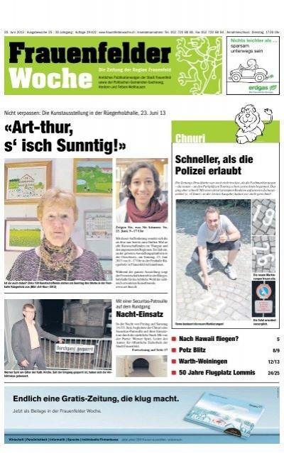 Die Schulreise-Plattform - Bildung Thurgau