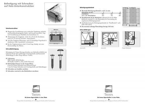 befestigung mit nieten au. Black Bedroom Furniture Sets. Home Design Ideas