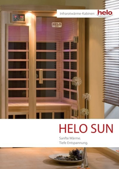 serie helo sun kn llwald sauna. Black Bedroom Furniture Sets. Home Design Ideas