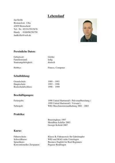Fantastisch Lebenslauf Für Frischers Informatikingenieure ...