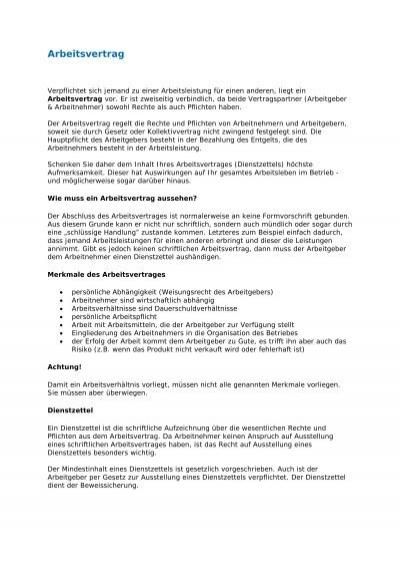 Dienstvertrag Freier Dienstvertrag Werkvertrag Filmsupport