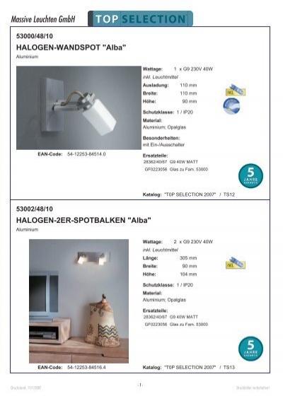 Massive Leuchten Gmbh Ersatzteile : massive ~ Watch28wear.com Haus und Dekorationen