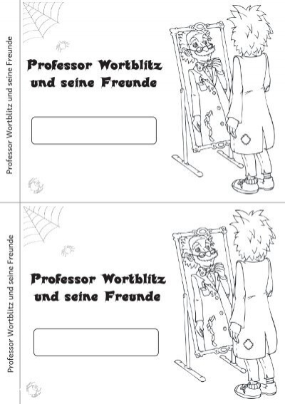 Professor Wortblitz