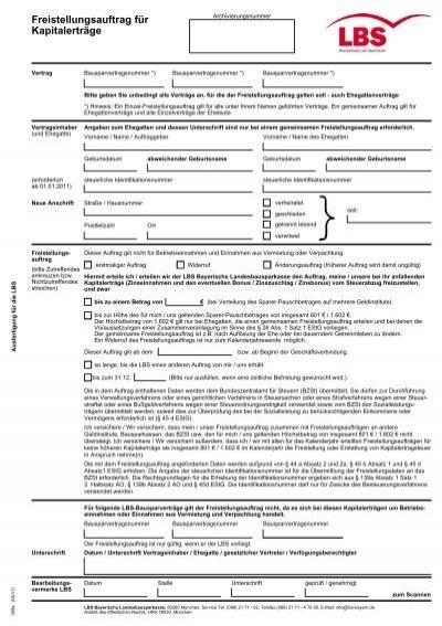 Richtig ausfüllen antrag auf lbs wohnungsbauprämie Neue Wohnungsbauprämie: