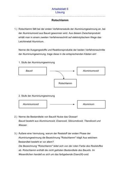 Gemütlich Reaktionsprodukte Arbeitsblatt Galerie - Arbeitsblatt ...