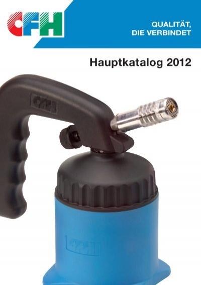 CFH Propanregler 2,5 Bar 52112 DR 112