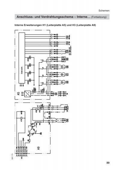 Schemen A6 Codierstecker