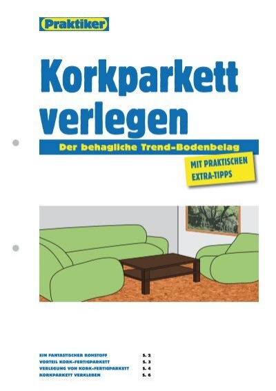 korkparkett verlegen 3 v. Black Bedroom Furniture Sets. Home Design Ideas