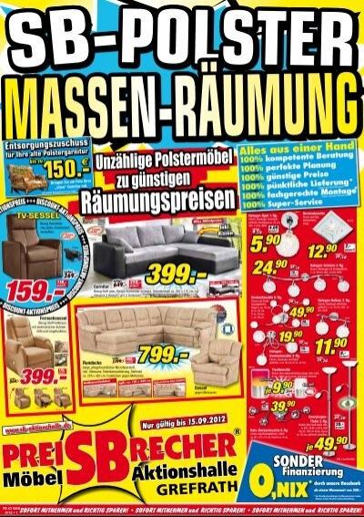 sofort mitnehmen und richtig sparen m bel wehnen. Black Bedroom Furniture Sets. Home Design Ideas