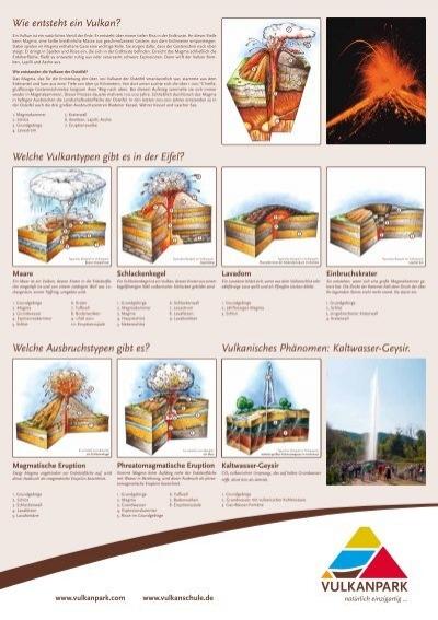 Vulkanschule Magazine