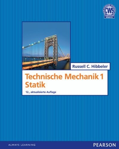 Technische mechanik 1 statik 978 3 86894 125 8 2012 for Statik formelsammlung