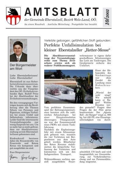 Eberstalzell treffen singles - chad-manufacturing.com / 2020 / Lofer frau