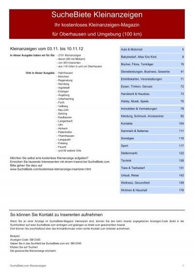 Partnervermittlung ab 50 Oberhausen - Partnersuche