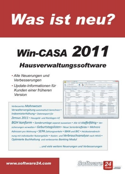 win casa 2011 was ist neu gmbh. Black Bedroom Furniture Sets. Home Design Ideas