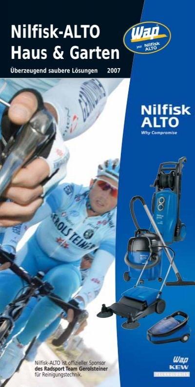 Nilfisk-Alto 6411187 Nilfisk Hochdruckreiniger Tornado PR Düse Blau