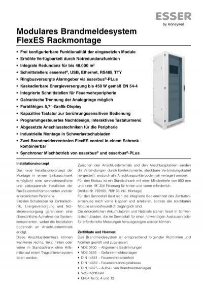 Esser by Honeywell esserbus-Modul FX808331