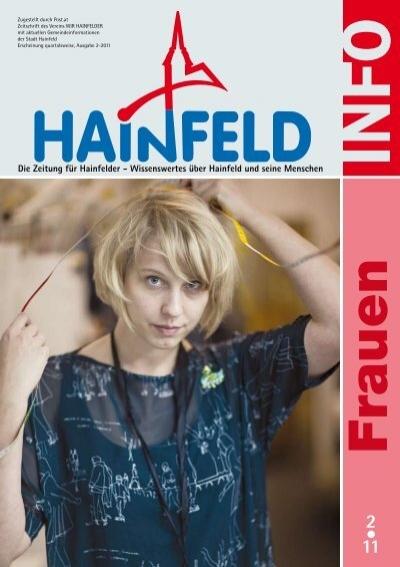 Hainfeld singletreff - Nette leute kennenlernen ebergassing