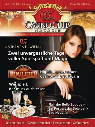 casino club magazin nr. 20