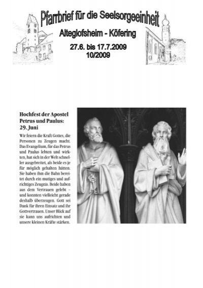 Pfarrei Köfering