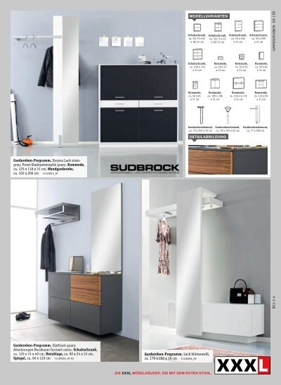 garderobe mento la. Black Bedroom Furniture Sets. Home Design Ideas