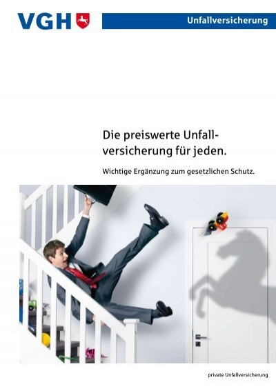 unfallversicherung vgh versicherung g ttingen eckart. Black Bedroom Furniture Sets. Home Design Ideas