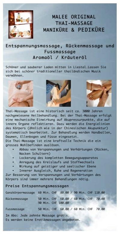 thai visby malee thai massage