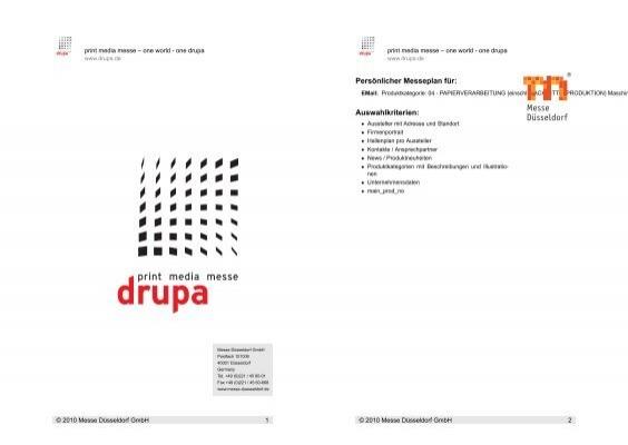 Produkte In Dieser Kategorie Anschauen Drupa