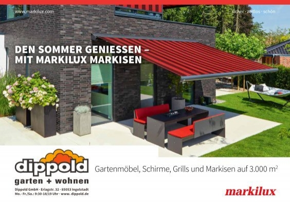 den sommer geniessen mit markilux markisen markilux. Black Bedroom Furniture Sets. Home Design Ideas