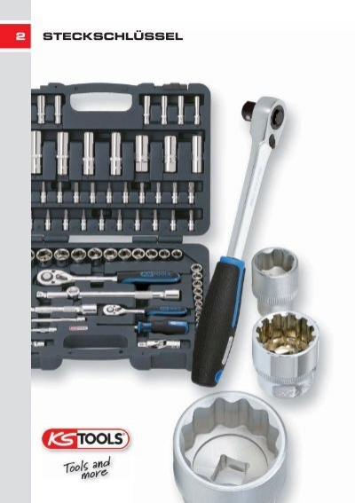 PH3 lang KS Tools 917.1390 1//2 Bit-Stecknuss