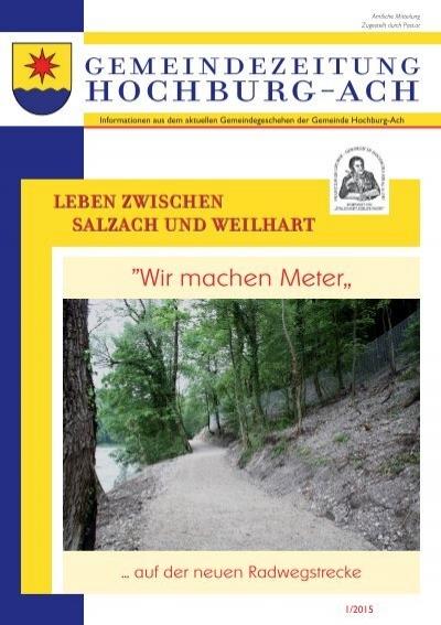 Wo treffen sich singles aus hochburg-ach: Reiche single mnner