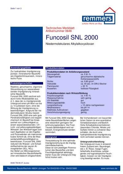 funcosil snl 2000 remmers. Black Bedroom Furniture Sets. Home Design Ideas