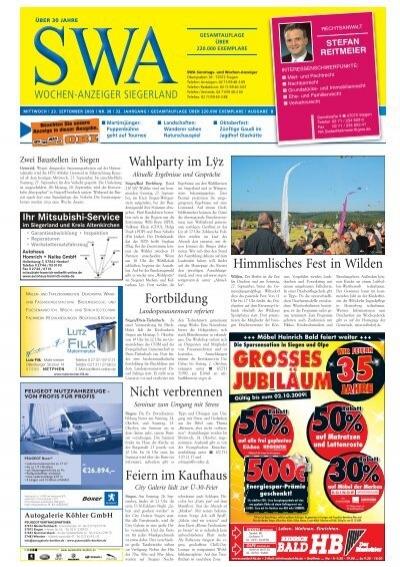 Niederndorf singles kostenlos Sankt leonhard frau treffen