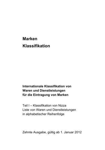 form 1065 line 13l  Marken Klassifikation