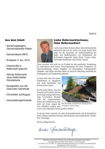 Kefermarkt partnervermittlung agentur, Moosburg